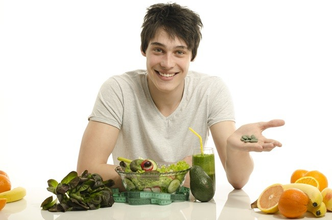 Zelené potraviny - co tvrdí odborníci?