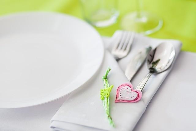 Kuchyně, zelené potraviny
