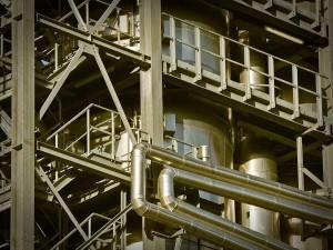 Průmysl, těžké kovy