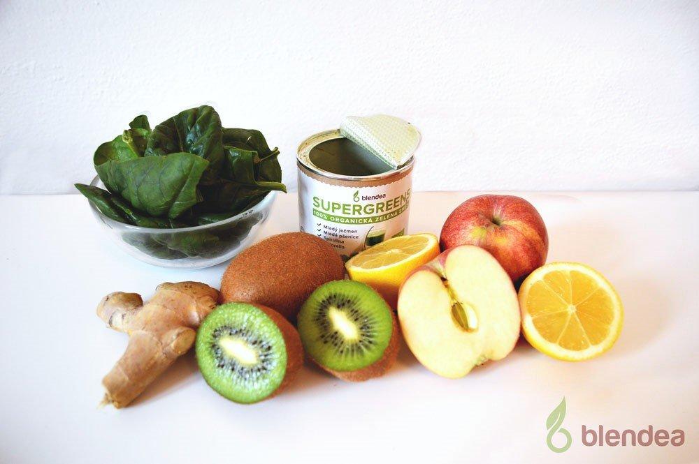 smoothie pro zdraví a imunitu