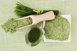 Zelené potraviny, superfood