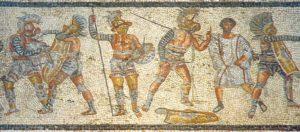 Gladiátoři, starý Řím