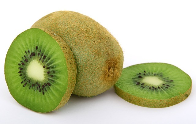 Superpotraviny, zelené smoothie, kiwi