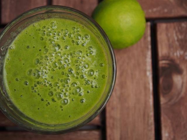 zelený ječmen detoxikace blendea