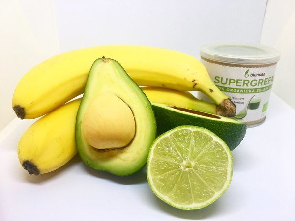 Smoothie s Blendea SUPERGREEN