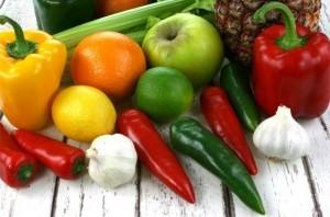 detoxikační potraviny