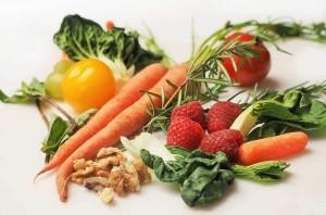 Detox, detoxikace - jídelníček