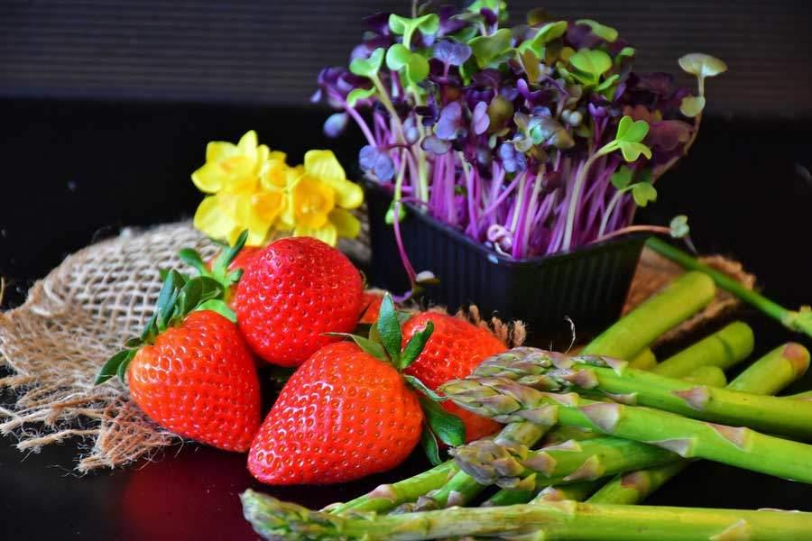 Jarní očista - jídelníček