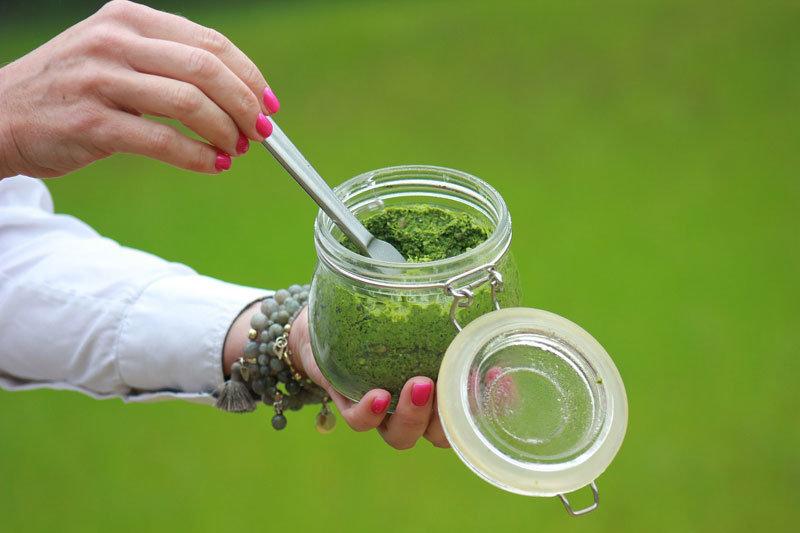 Zelené potraviny a hubnutí