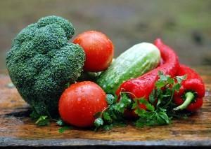 Železo v potravinách