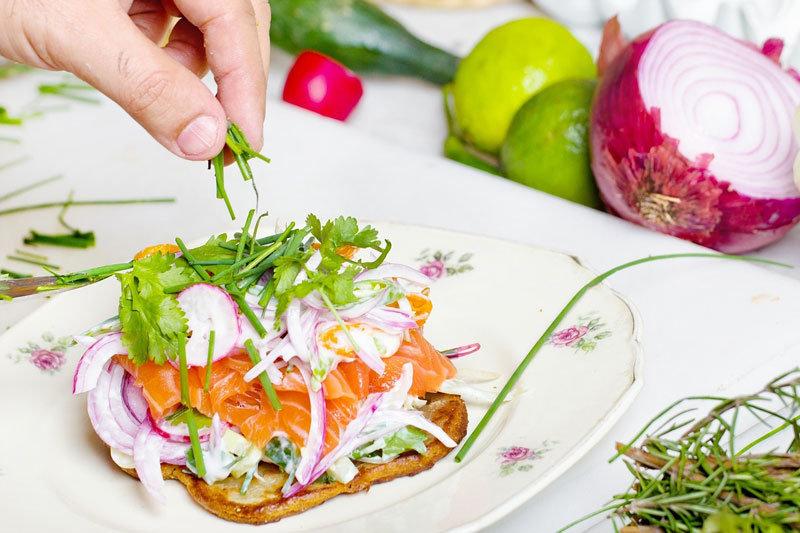 kyselina listová ve potravinách