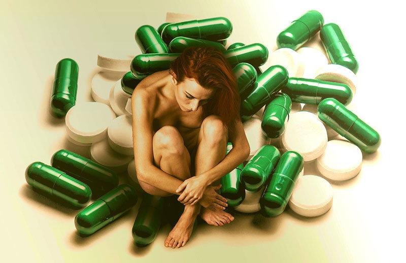 nežádoucí účinky léků