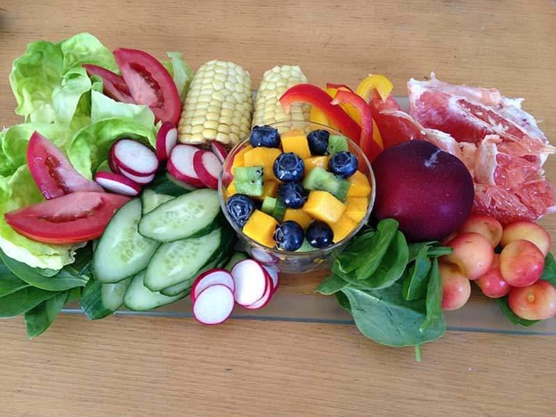 primární potraviny jsou éček