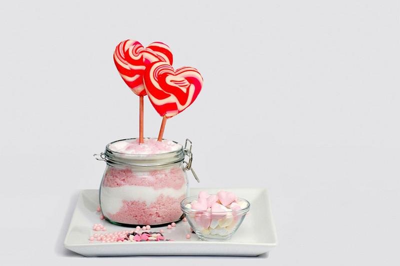 cukrovinky s umělými sladidly