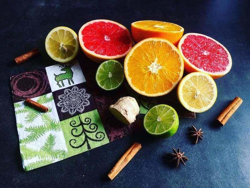 citrusy na domácí šťávu