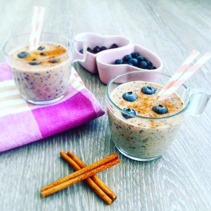 Nejogurtové smoothie