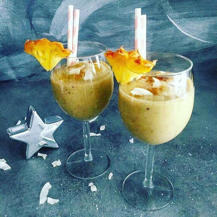 Silvestrovske smoothie