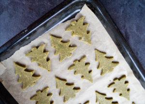 vánoční citronové sušenky