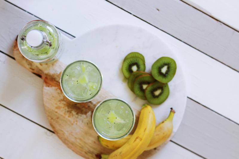 Jak osladit smoothie? Třeba s banány