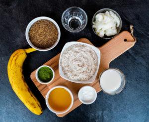 veganské lívance recept