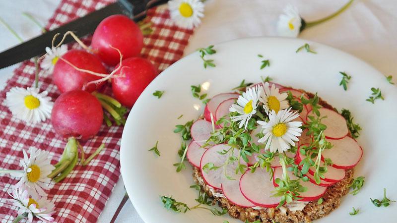 Jarní detoxikační jídelníček
