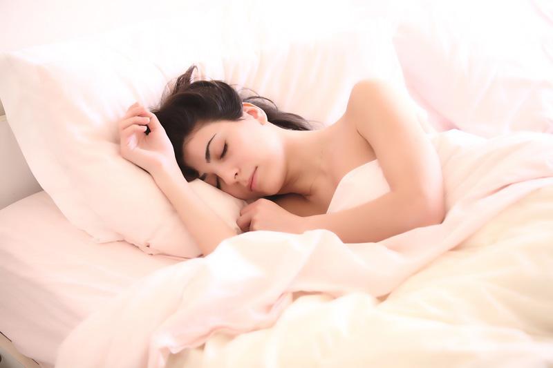 Spánek pro vyvážené hormony