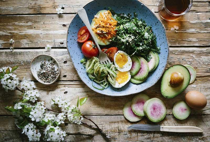 Vyvážený jídelníček pro vyvážené hormony