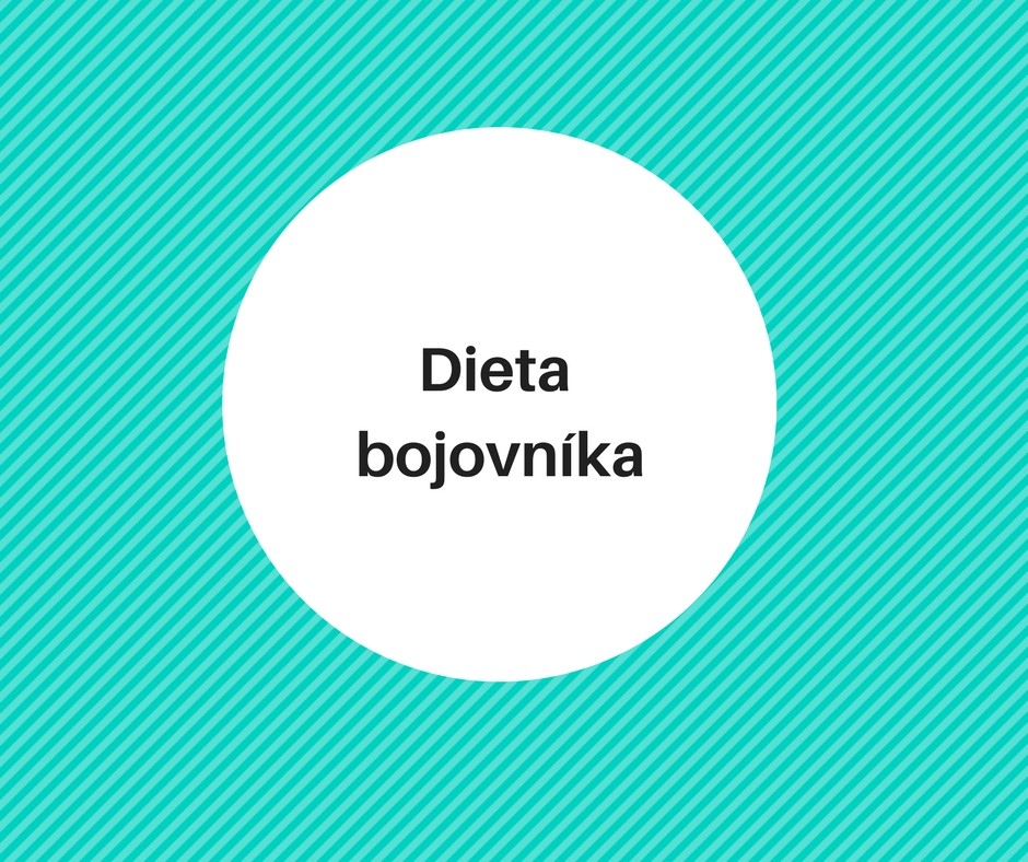 dieta bojovníka