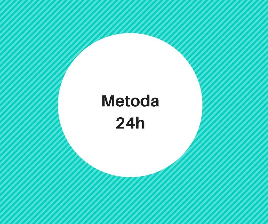 půstní metoda 24 h