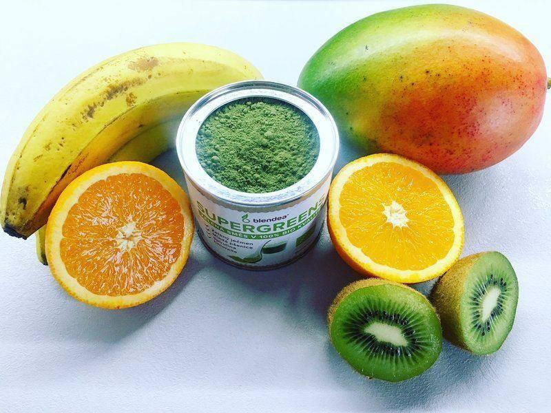 mangpvé smoothie s citrusy