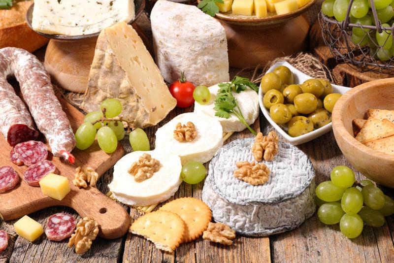 nevhodné potraviny při histamínové intoleranci