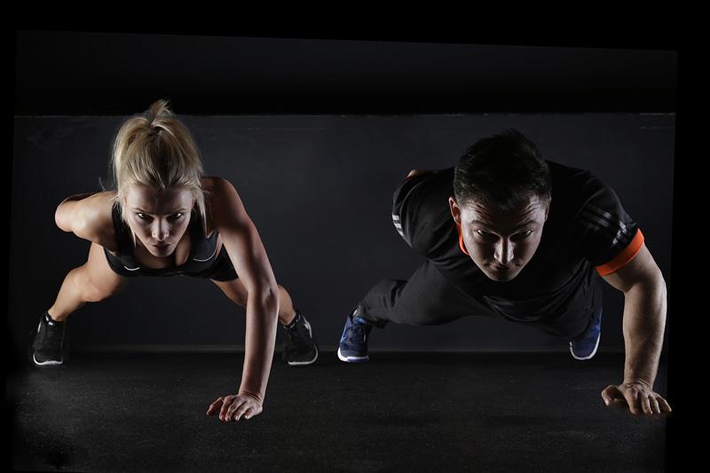hrachový protein pro sportovce
