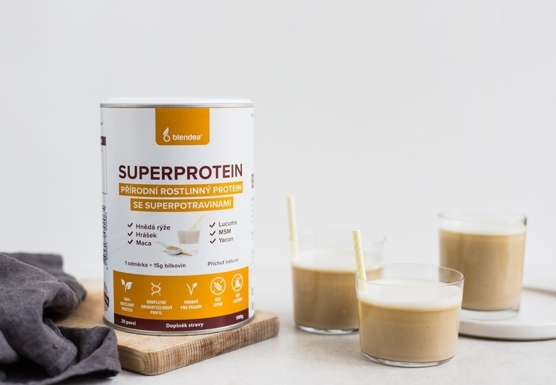 blendea superprotein