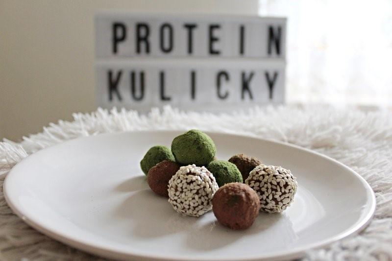 proteinové kuličky