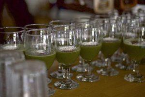 welcome drink Blendea