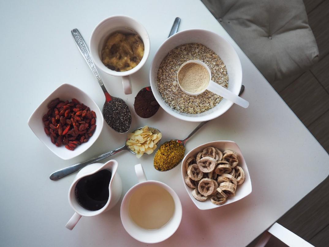 domácí granola recept