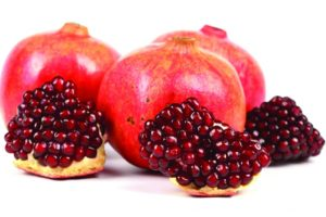 superpotravina granátové jablko