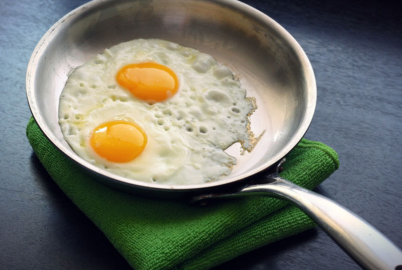 vejce jako zdroj bílkoviny