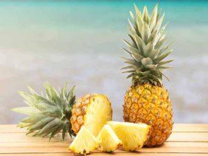 superpotravina ananas