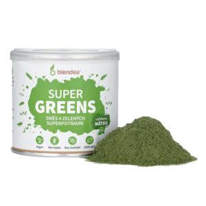 blendea supergreens produkt