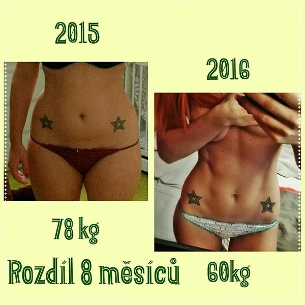 Eva Tóth a její pokroky