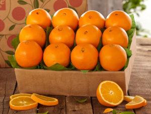 superpotravina pomeranč
