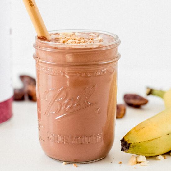 Proteinové smoothie