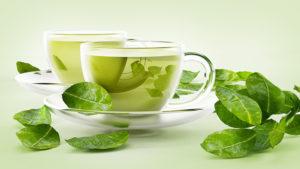 superpotravina zelený čaj