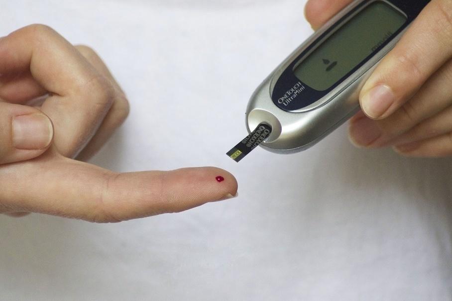 chlorella během cukrovky
