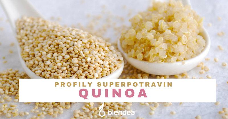 quinoa profil