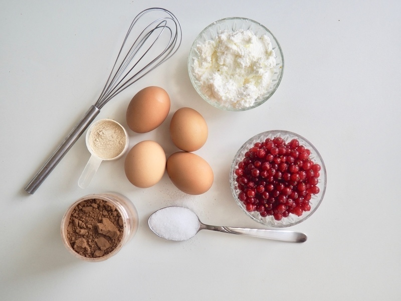 recept na tvarohovú roládu