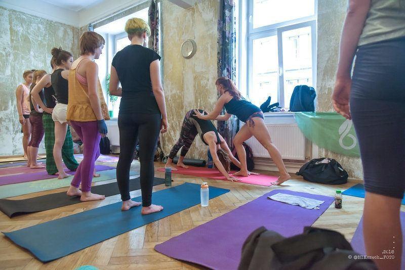 ashtanga joga Blendea