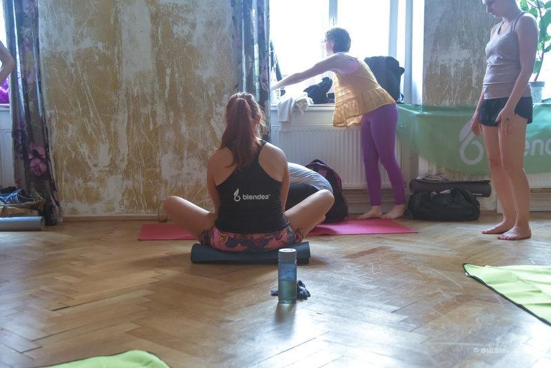 blendea joga workshop