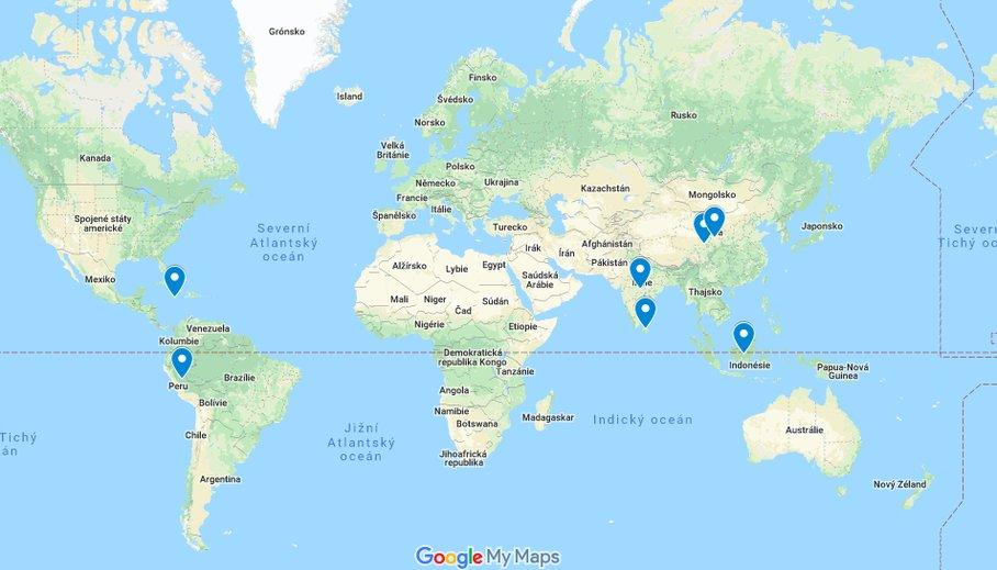 kurkuma mapa